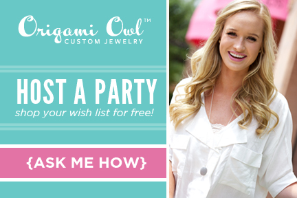 Origami Owl Host a party
